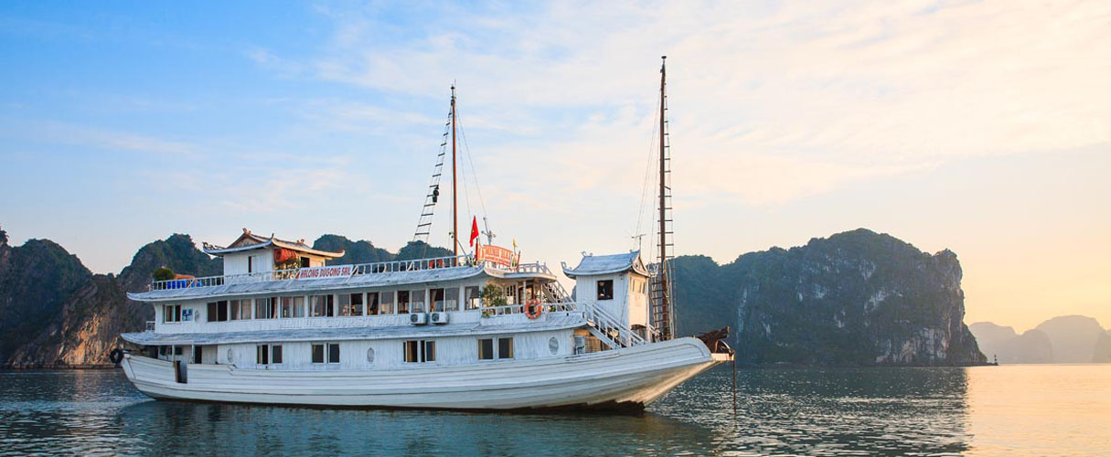 Halong Imperial Legend Cruise 3 days/ 2 nights
