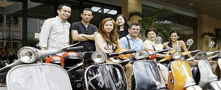 Full day tour to Cu Chi and Saigon by boat and scooter