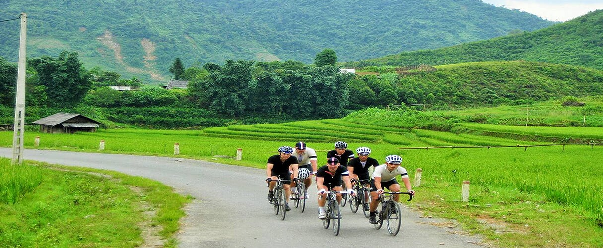 Sapa Biking and Trekking 2D3N by train