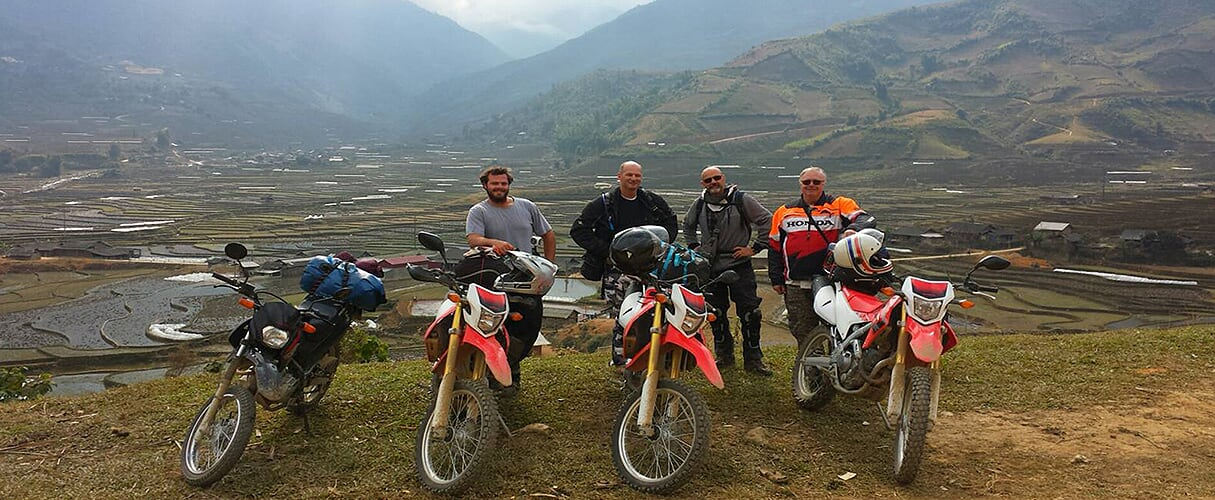 Sapa Motorbiking full day