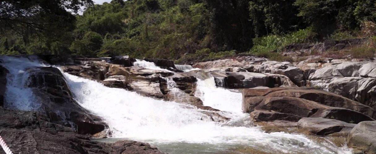 Nha Trang - Yang Bay waterfall day tour