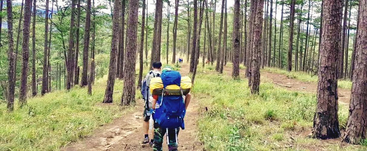 Trekking Dong Iar Jieng - Monkey Mountain - Dam Rong 5D6N