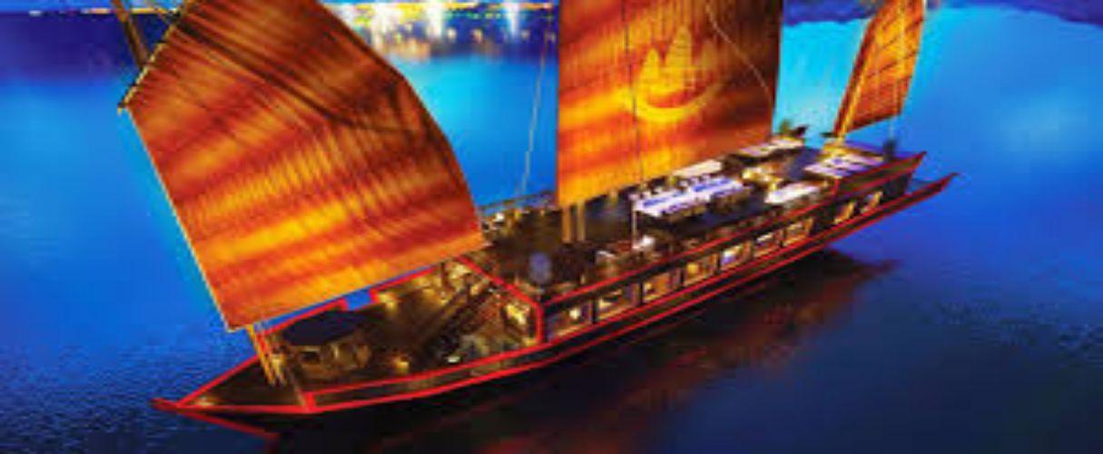 Emperor Sunset Cocktail & Dinner Cruise