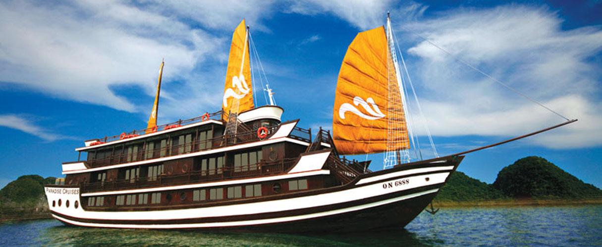Paradise Luxury Cruise 3 days/2 nights