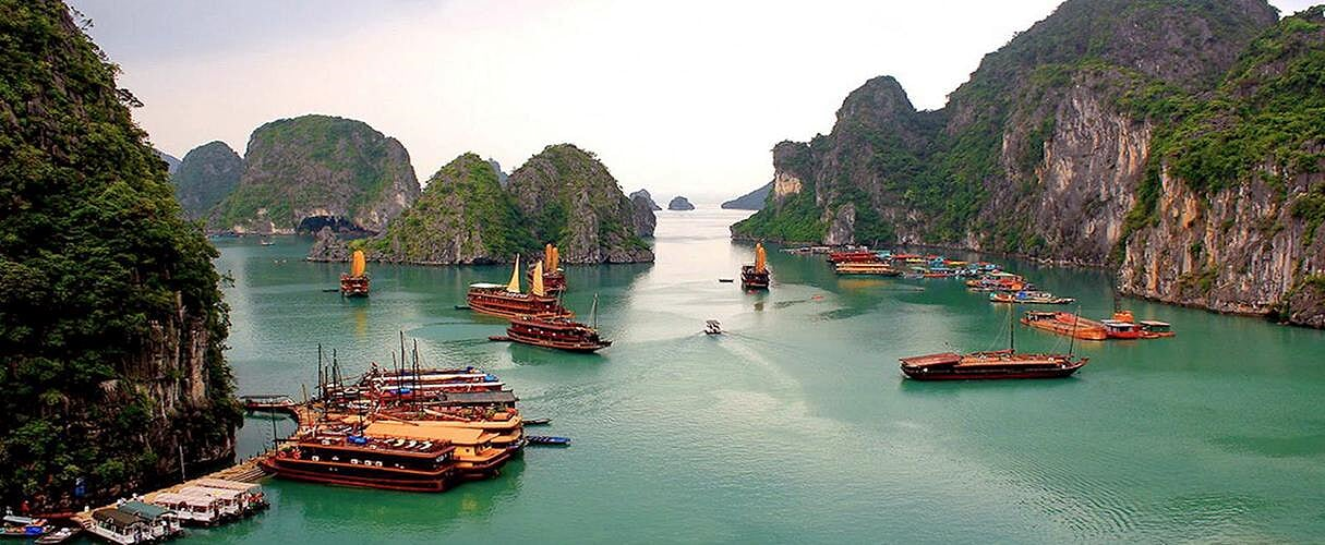 Fr-From Halong Bay to Sapa 6 days