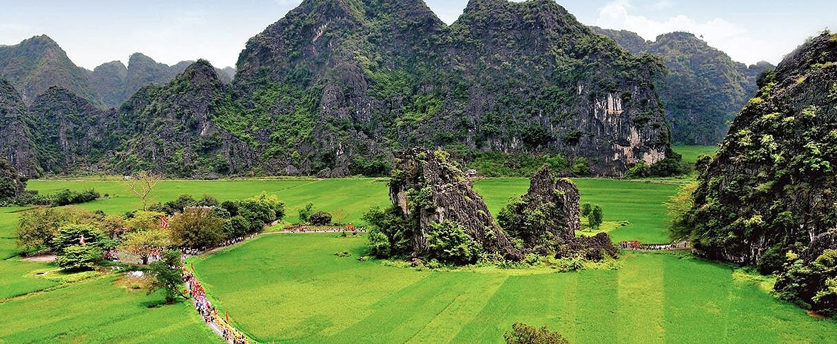 Luxury Hanoi - Ninh Binh - Halong 6 days
