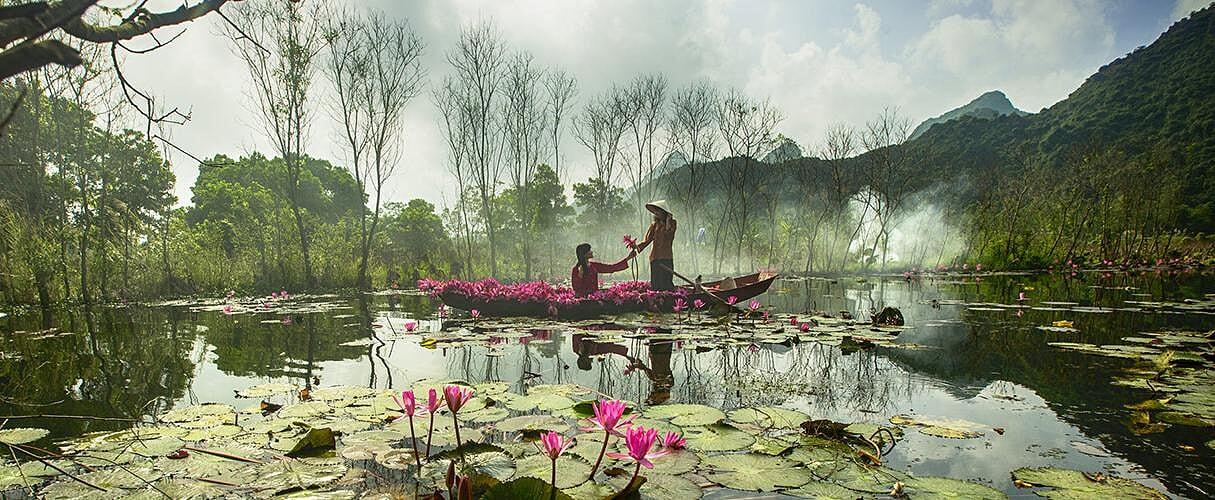 Combo Perfume Pagoda - Mai Chau 3 days