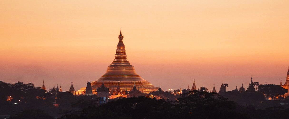 Yangon - Kyaikhtiyoe - Bago 4 days/ 3 nights