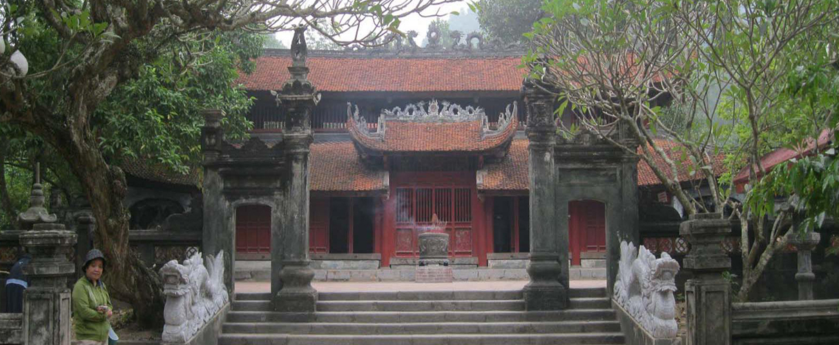 Thanh Chuong Palace - Giong Temple half day private