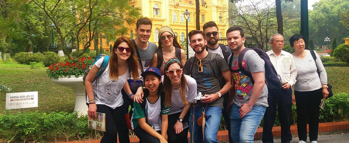Free Half-Day Hanoi Walking Tour