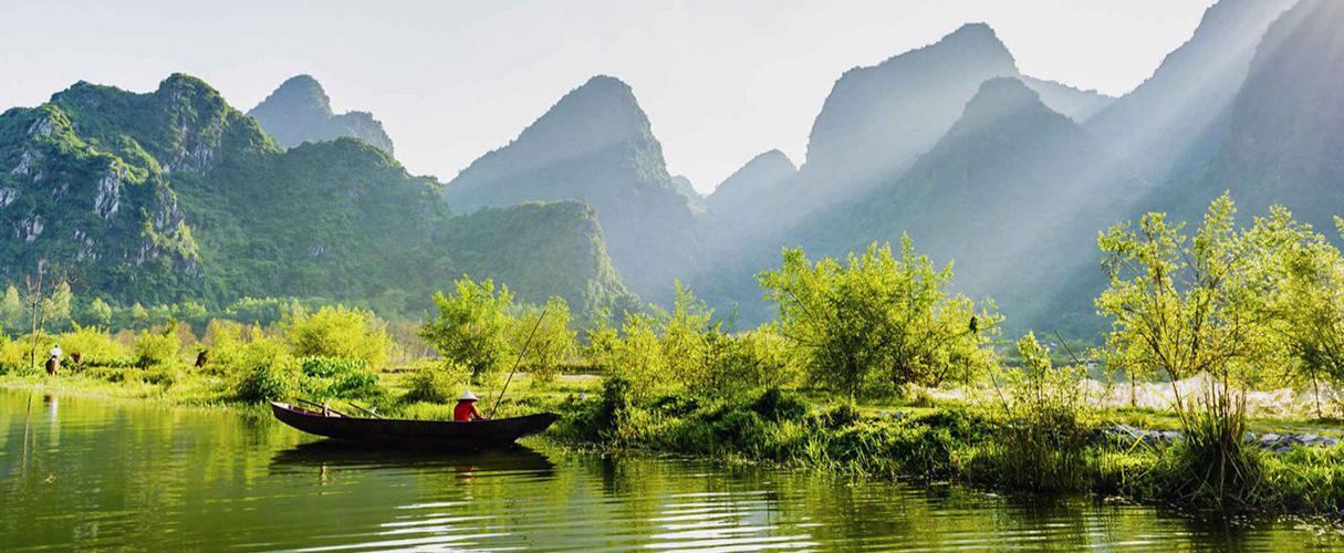 Ninh Binh - Mai Chau Eco-tour 3 days