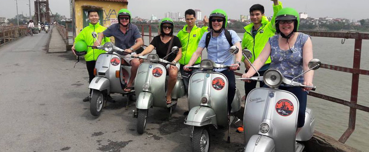 The Insider's Hanoi by Vespa