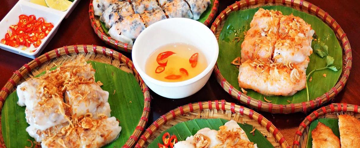 Hanoi street foods tour 5 days