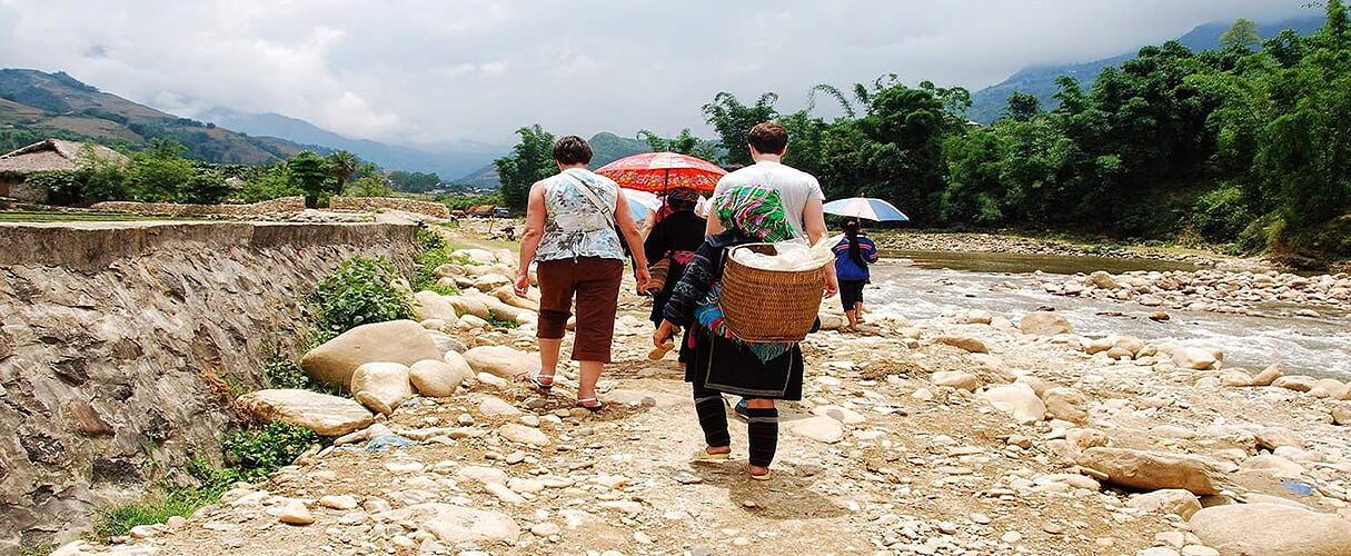 Sapa Trekking with Bac Ha Market 3D4N by train
