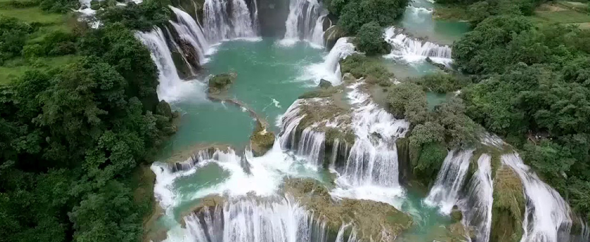 Ba Be - Ban Gioc Waterfall 3 days