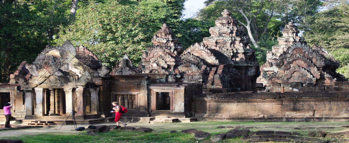 Essential Cambodia Private 5 days/ 4 nights
