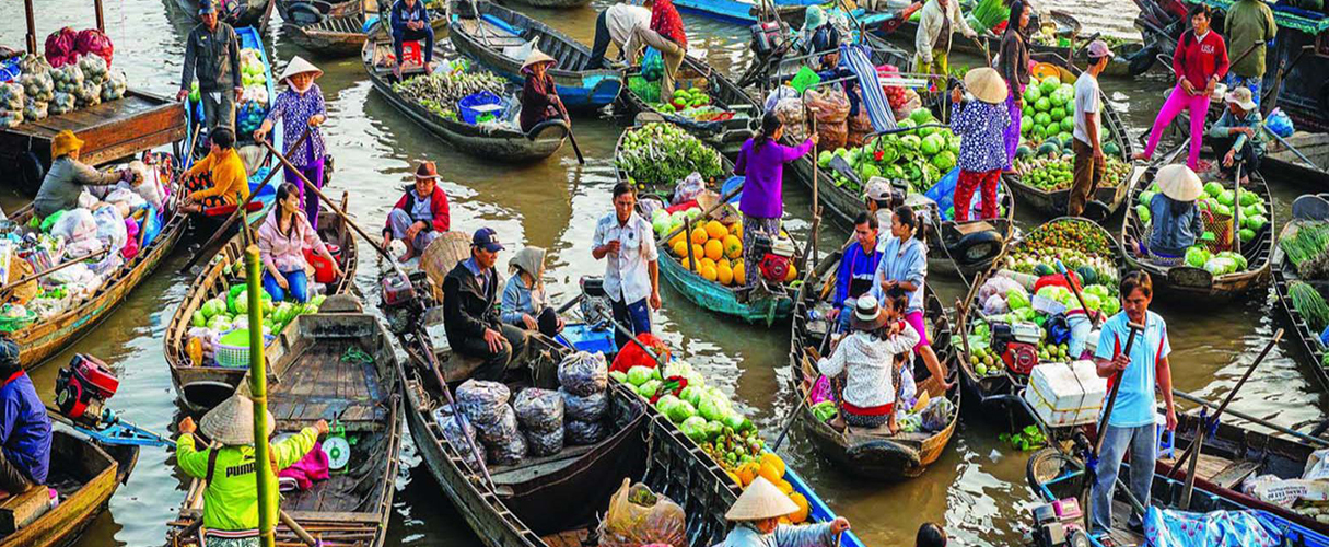Fr-My Tho - Ben Tre - Can Tho 2 days (private tour)