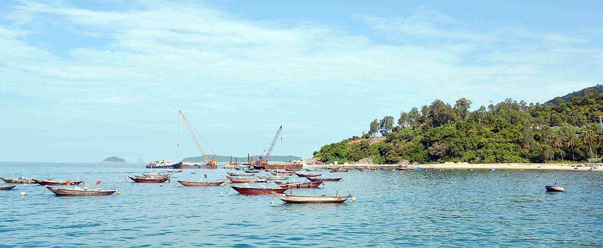 Cham island full day