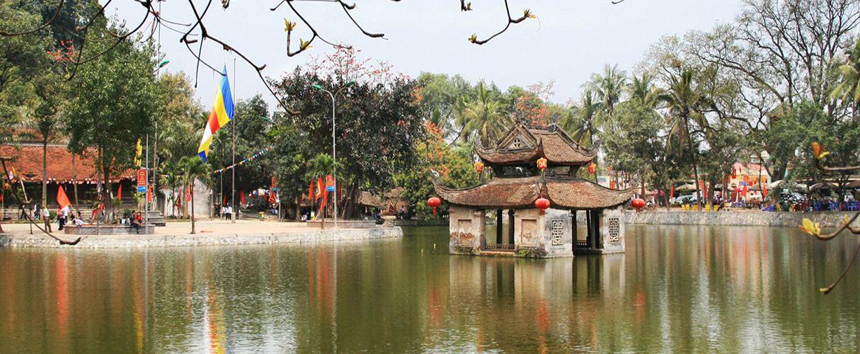 Thay Pagoda - Tay Phuong Pagoda - Duong Lam Village full day (private)