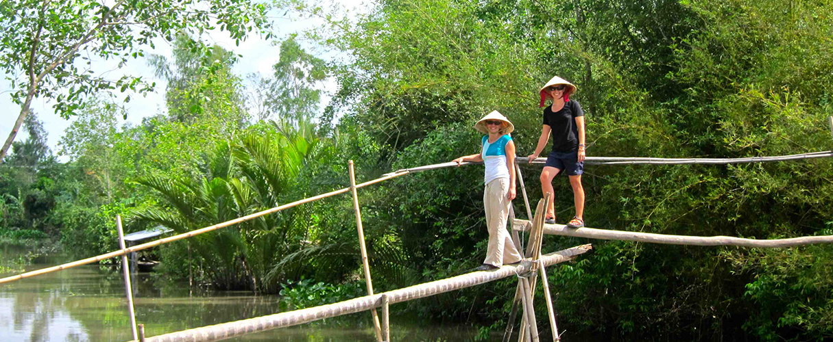 Private 3-Day Mekong Delta Tour from Phnom Penh to Ho Chi Minh city