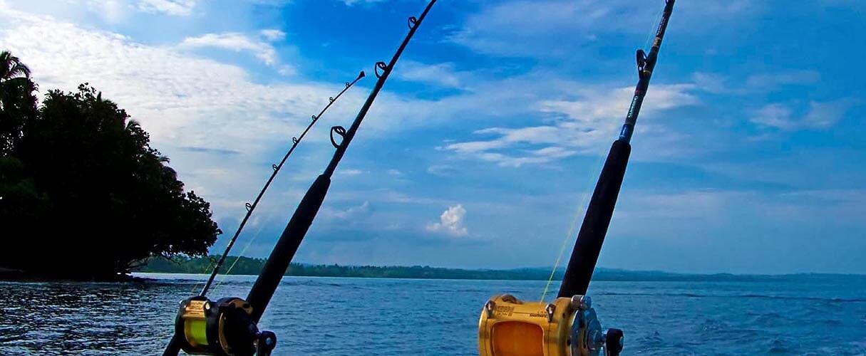 Fishing at Con Son Bay