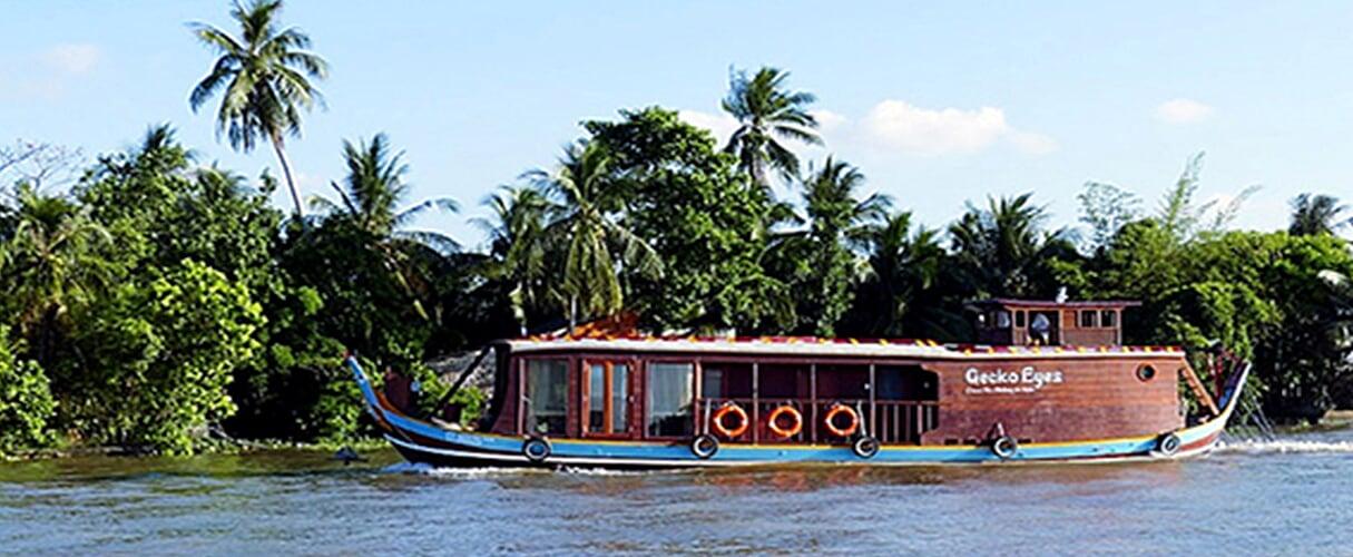 Gecko Eyes Cruise Phu Quoc - Saigon 2 days