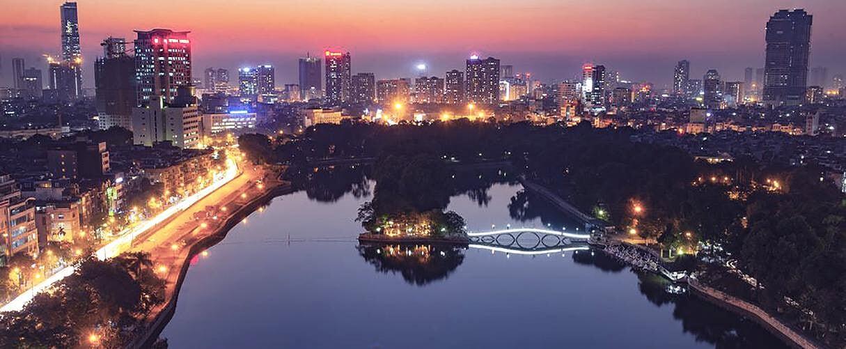 Combo Hanoi - Mai Chau 3 days