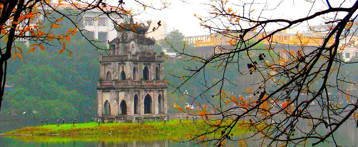 Angkor Wat & Northern Vietnam 9 days