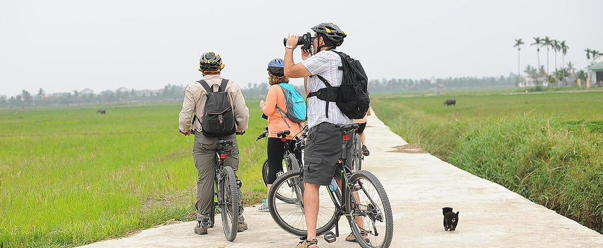 Hoi An Biking tour half day