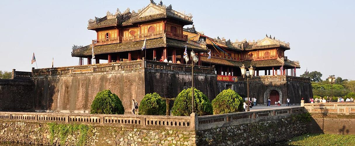 Hue Citadel full day from Hoi An