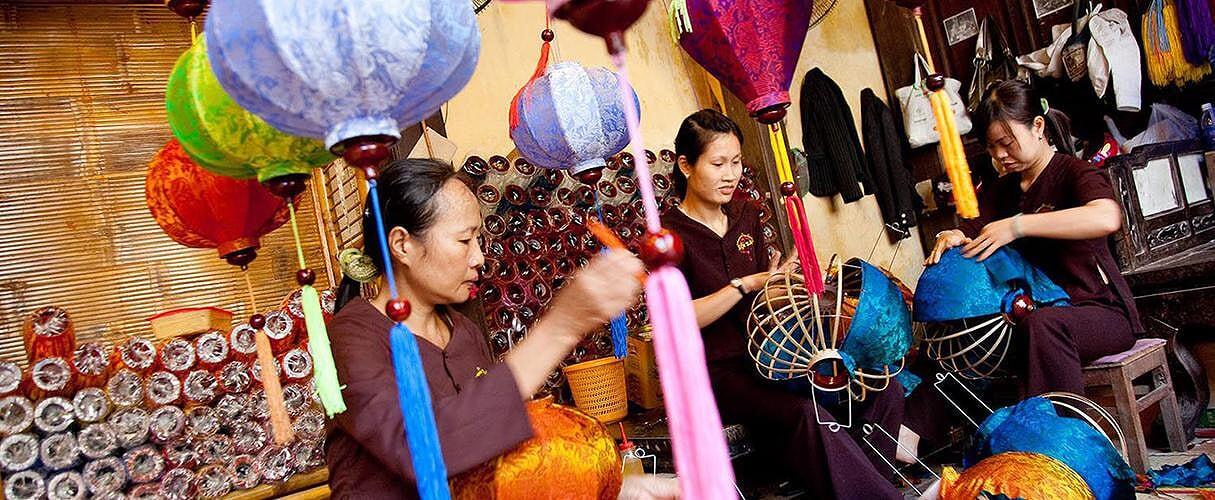 Hoi An Lantern Making (2 hours)