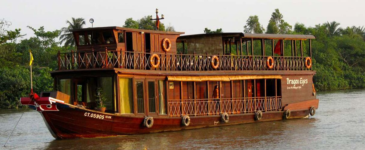 Dragon Eyes Cruise Saigon - Phnom Penh 3 days
