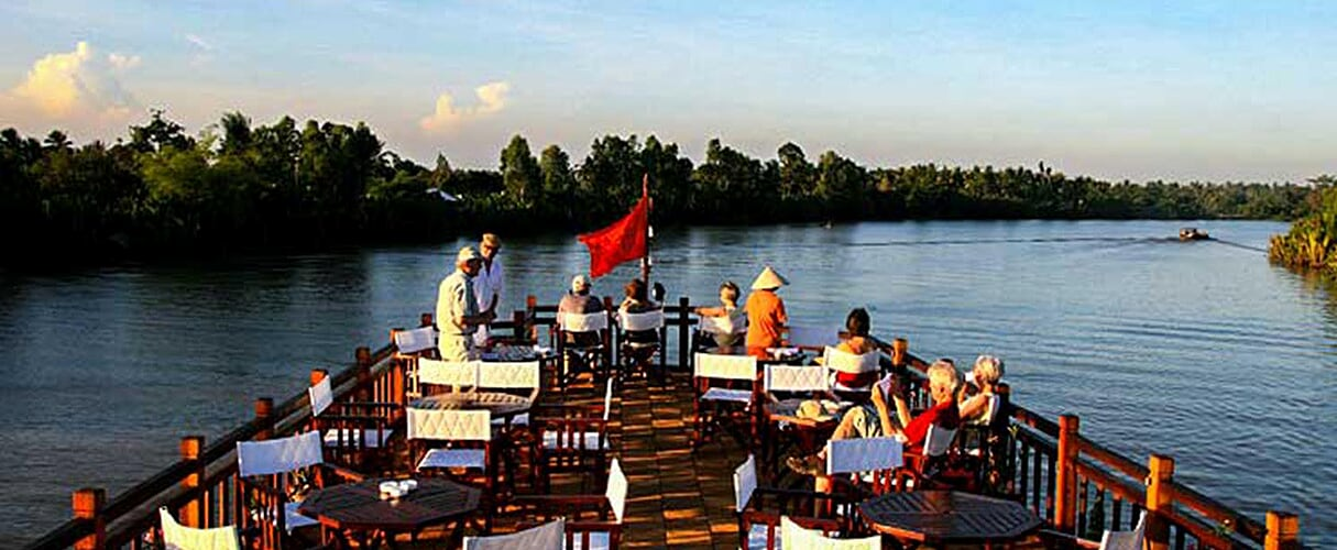 4-day Mekong Eyes Cruise Vietnam - Cambodia
