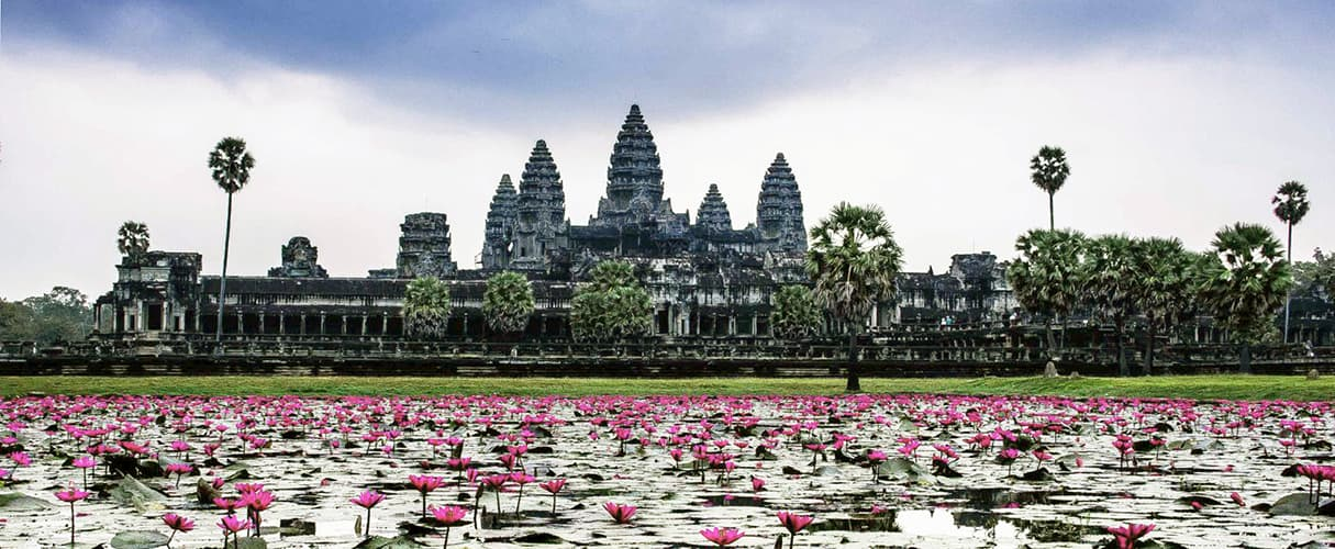 Mysterious Angkor Group 3 days/ 2 nights