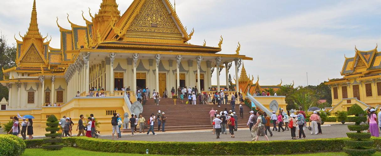 Phnom Penh City Tour 3 days/ 2 nights