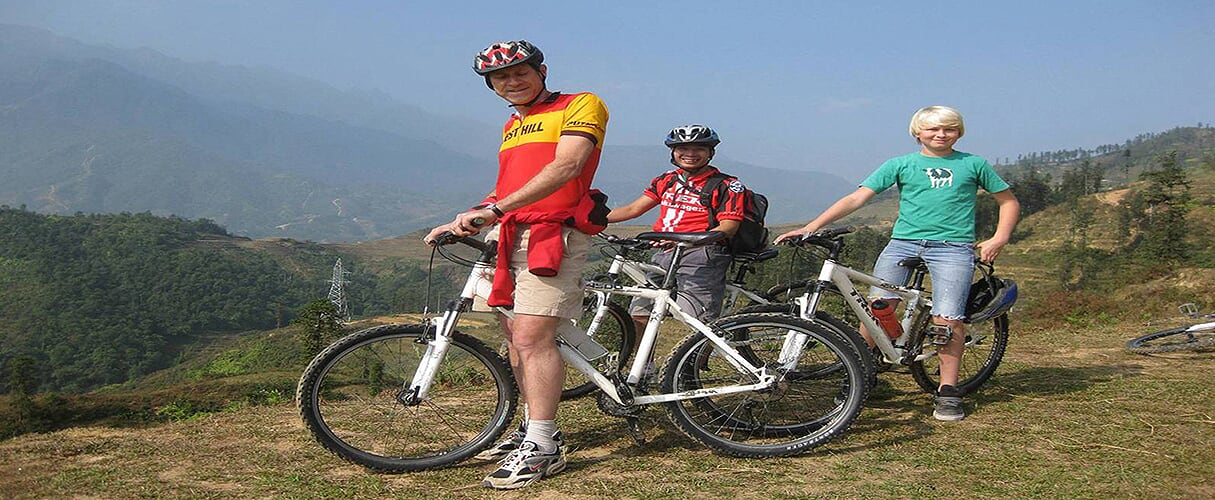 Sapa Biking and Homestay 2D3N by train