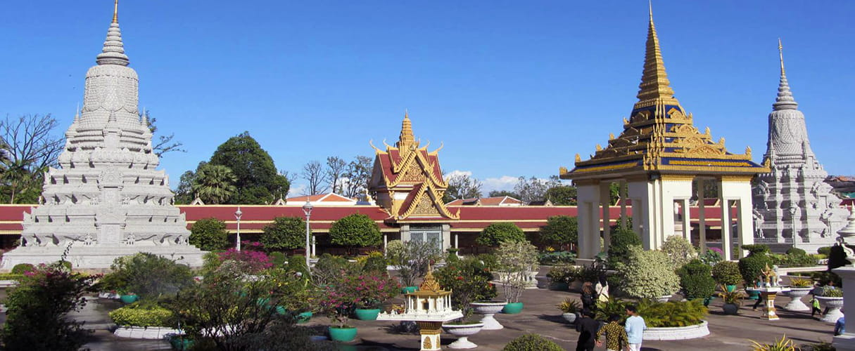 Amazing Phnom Penh 3 Days/ 2 Nights