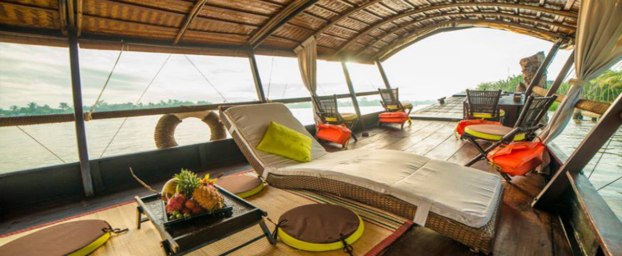 Mekong Crossroads with Song Xanh Cruise 3 days
