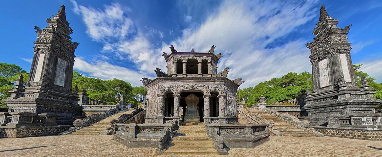 Hue city tour full day