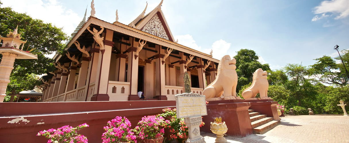 Phnom Penh City Tour 2 days/ 1 night
