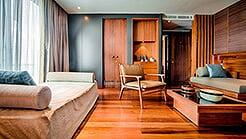 Second Deck Suite