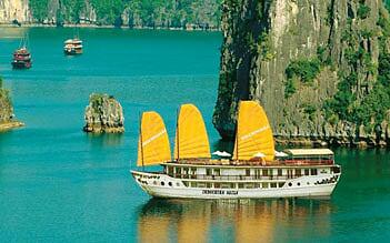Indochina Sails 3 days/ 2 nights