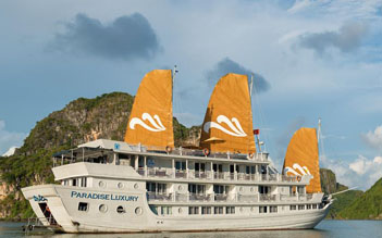 Paradise Luxury Cruises 2 days/ 1 night