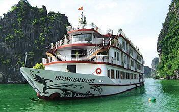 Huong Hai Sealife Cruise 2 days/ 1 night
