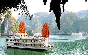 Halong Majestic Cruise 2 days/ 1 night