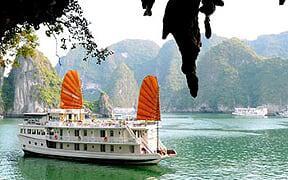 Halong Majestic Cruise 3 days/ 2 nights