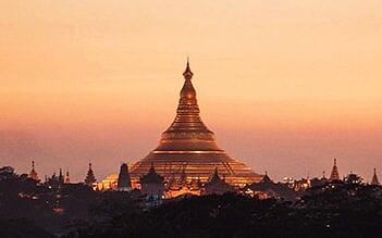 Yangon - Kyaikhtiyoe - Bago 4 days/ 3 nights