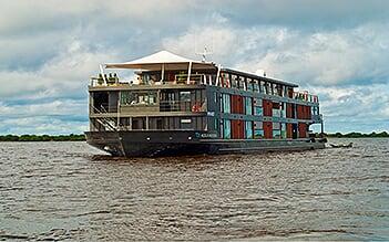 Aqua Cruise 4 nights Siem Reap - Phnom Penh (Aug - Nov)