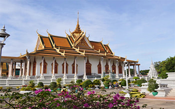 Jayavarman Cruise 5 days Siem Reap - Phnom Penh (Jan - Mid Sep)