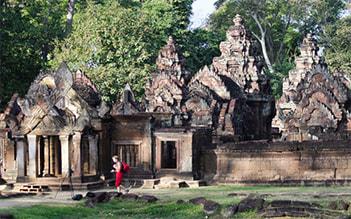 Essential Cambodia Private 5 days/ 4 nights